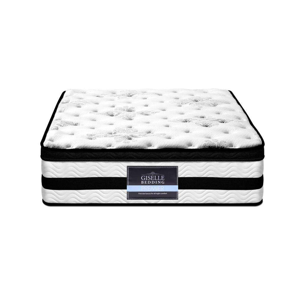 Giselle Bedding Single Size 34cm Thick Foam Mattress