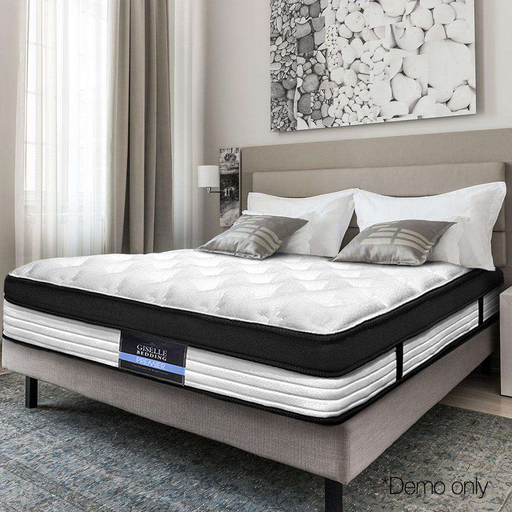 Giselle Bedding Double Size 31cm Thick Foam Mattress
