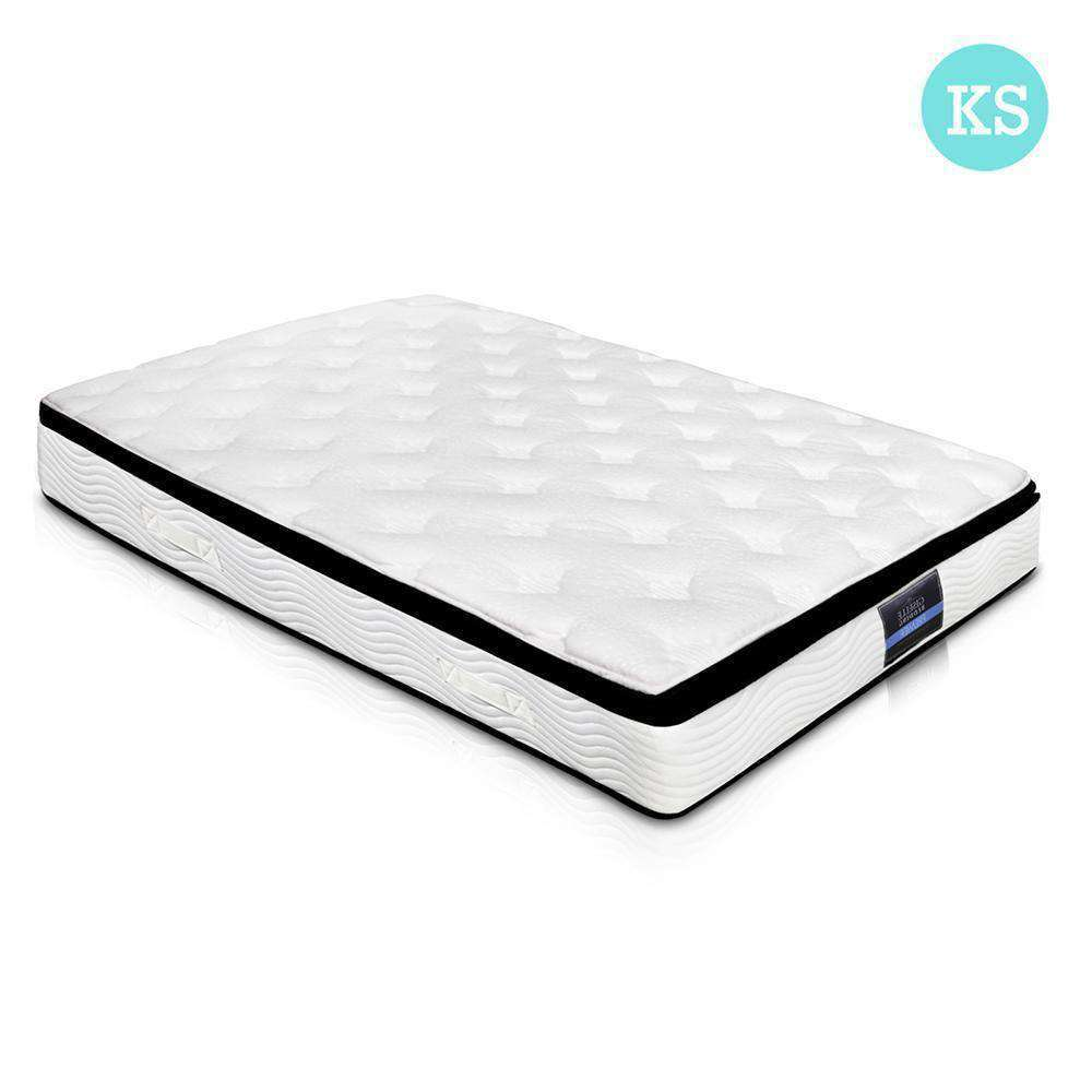 Pillow Top Pocket Spring Mattress King Single