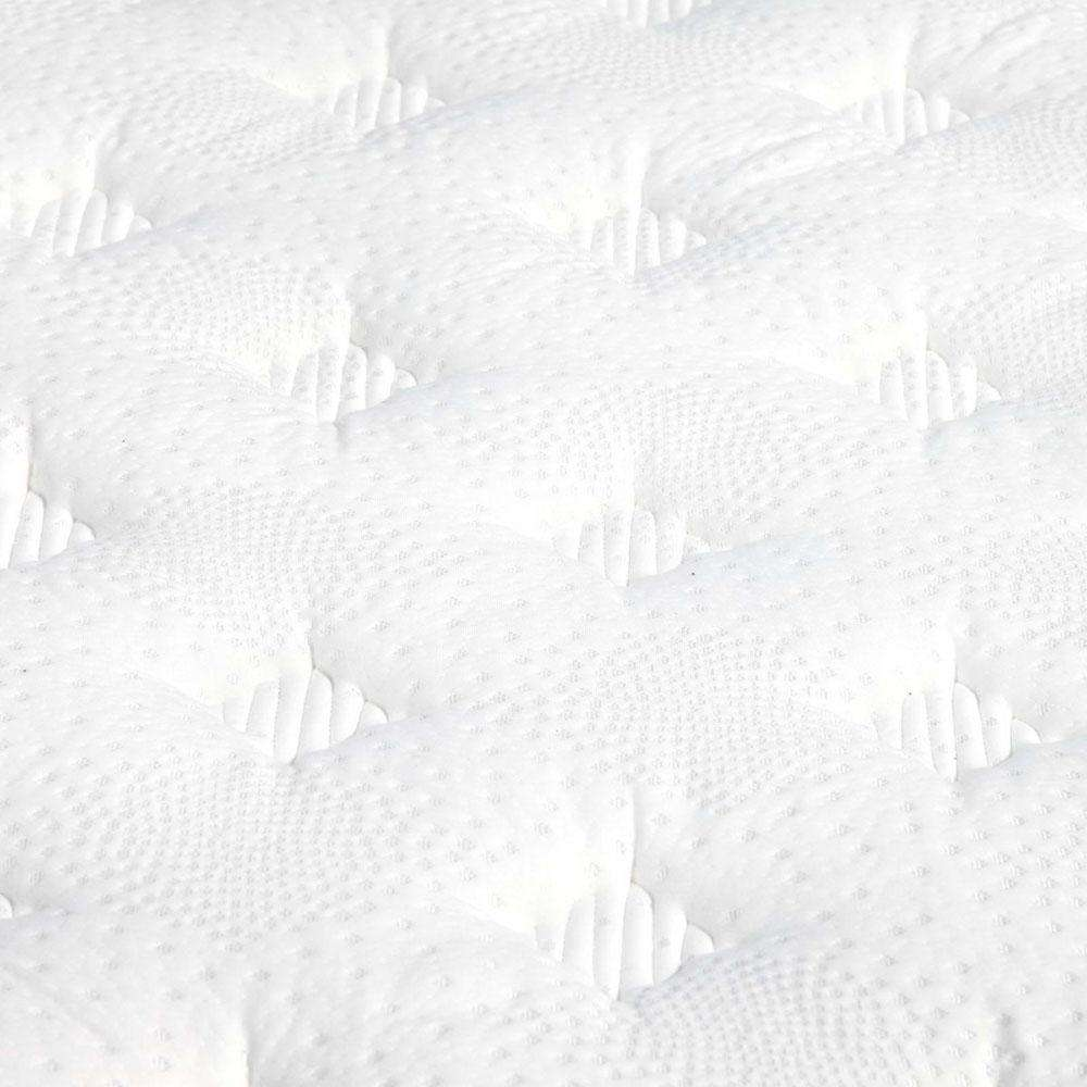 Pillow Top Pocket Spring Mattress Single - Desirable Home Living