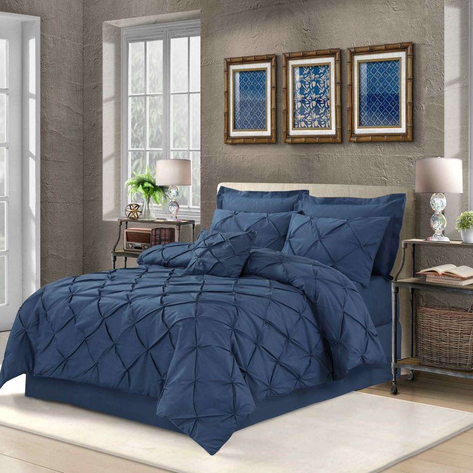 Panache King Quilt Cover Set by Anfora