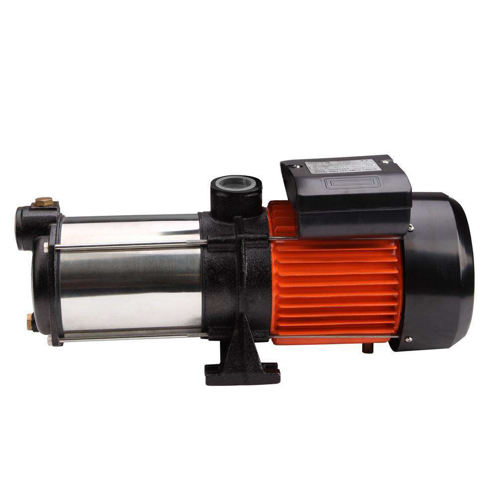 5 Stages Stainless Steel Pressure Pump 1800W 12600L/H