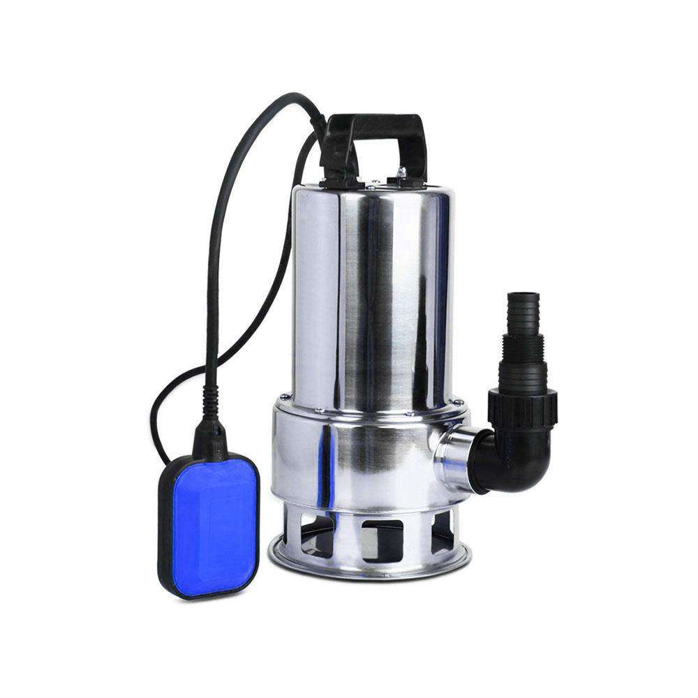 1800W Submersible Water Pump Universal Fitting