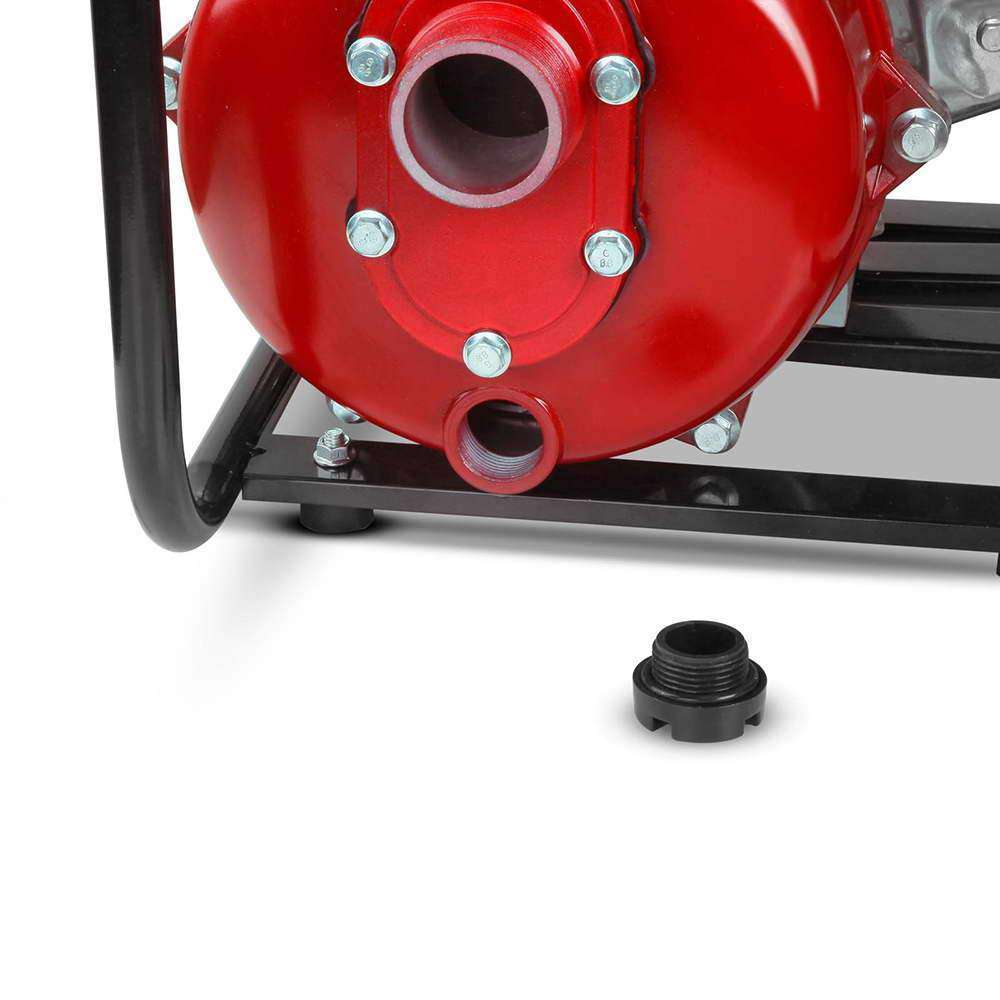 Giantz High Pressure Water Transfer Pump - Red