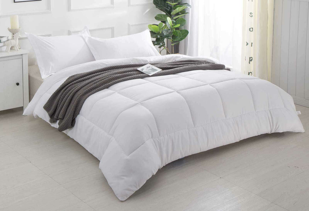 Queen Size 500GSM Soft Warm Quilt