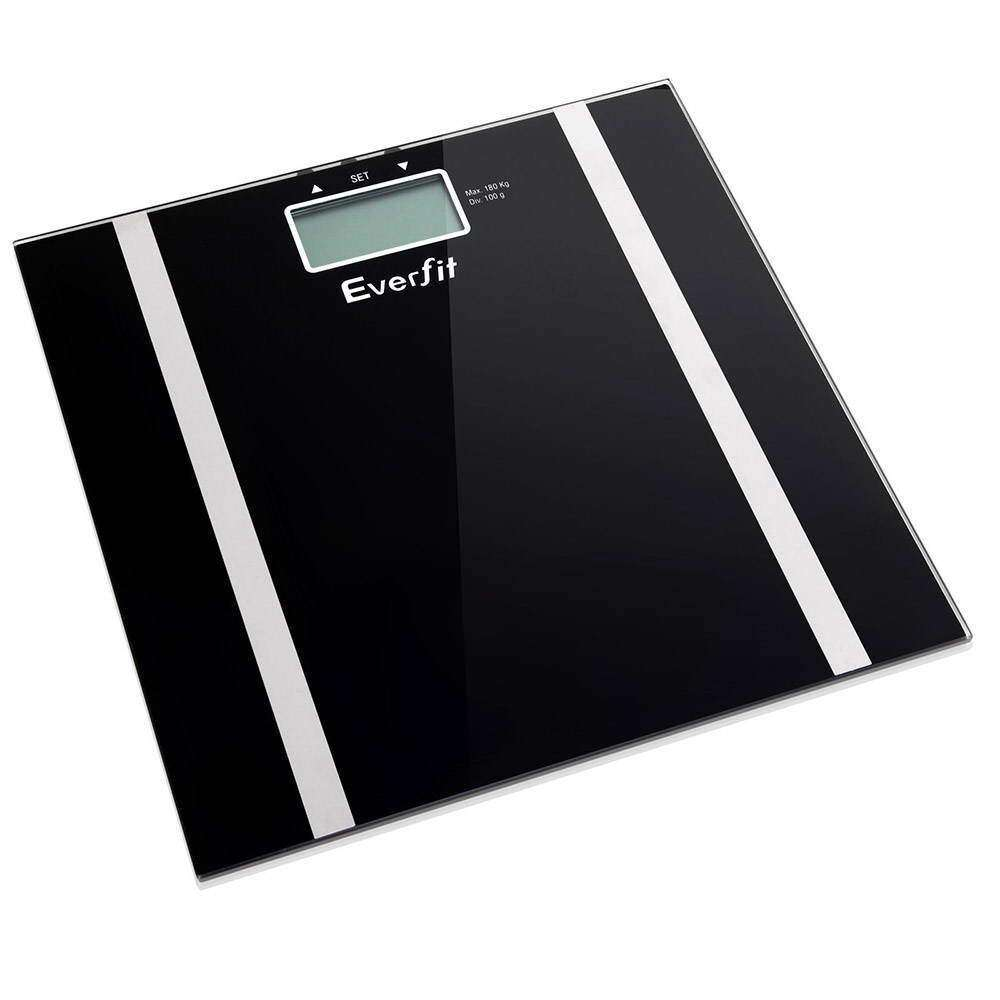 Everfit Electronic Digital Body Fat Scale - Black