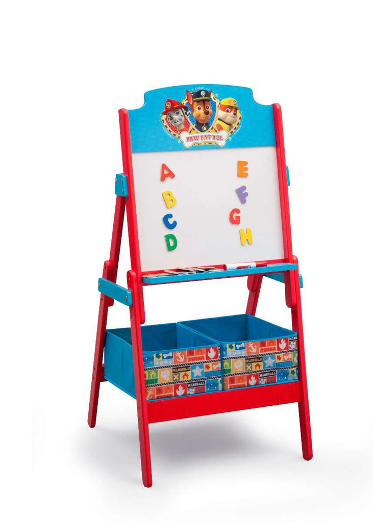 Wooden Activity Easel - PAW Patrol