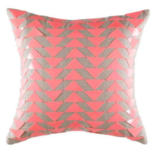 Tetro Cushion by Kas