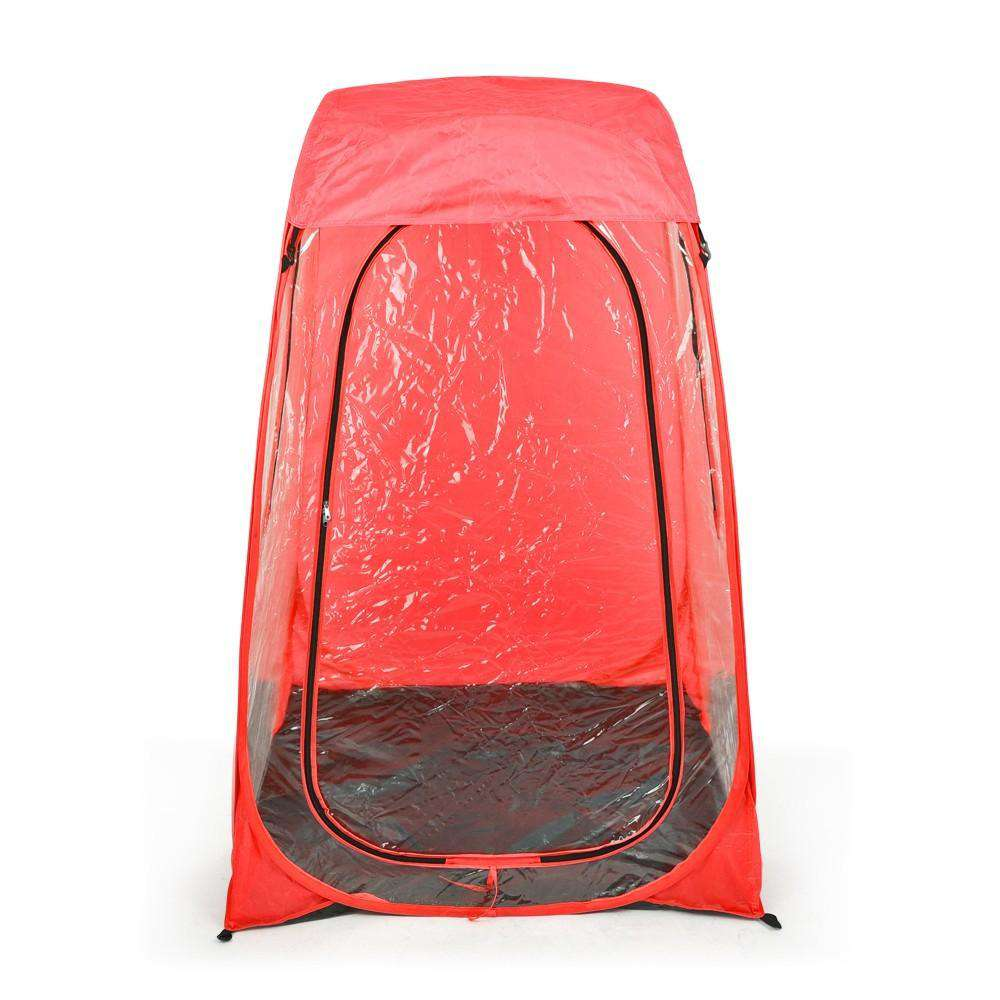 Pop Up Sports Tent - Red