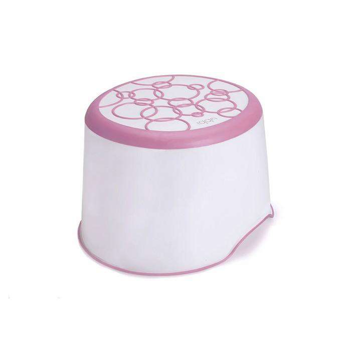Ubbi Step Stool - Pink