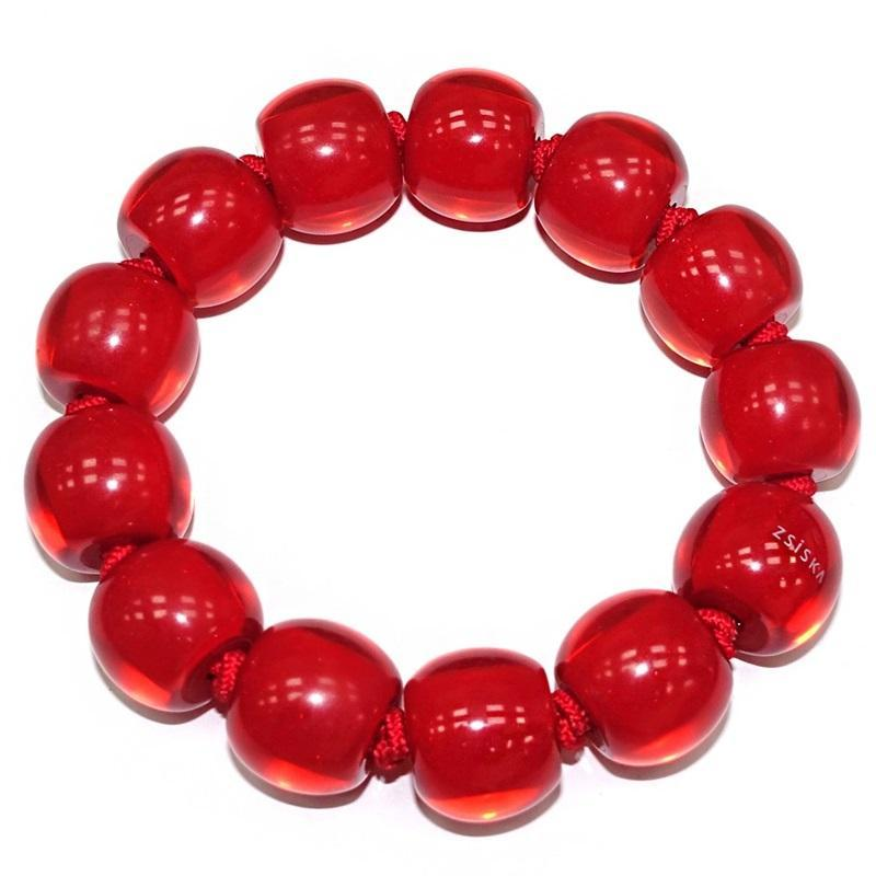 40103109013Q13 Colourful Beads Red 9013 M