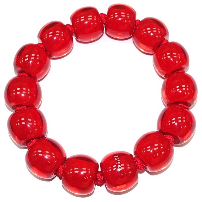 40103109013Q14 Colourful Beads Red 9013 L