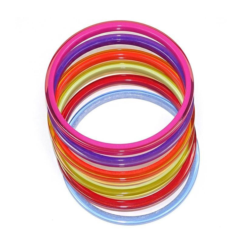 40103250400Q0S Colourful Beads Spectrum colours 0400 S