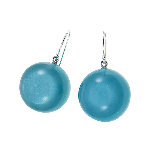 1190502TURQQ00 Bolas Earrings 502 TURQ Turquoise