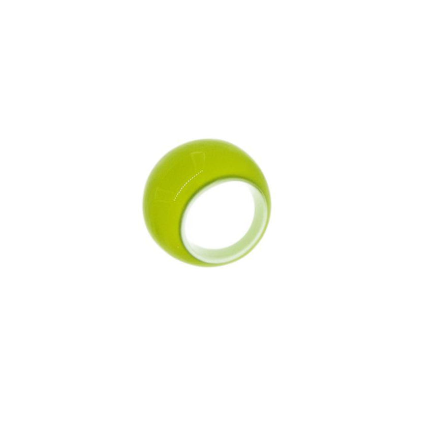 40106029019Q0M Colourful Beads Lime 9019 M