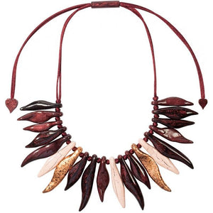 4220101PCREQ20 Wabi Sabi Pink/Copper/Red #