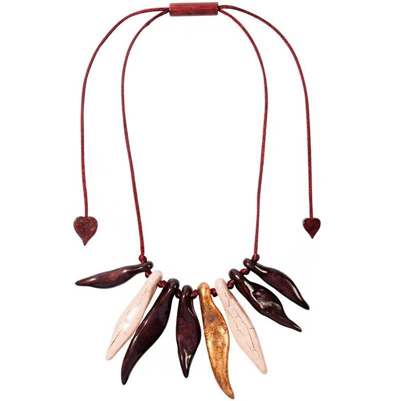 4220102PCREQ08 Wabi Sabi Pink/Copper/Red #