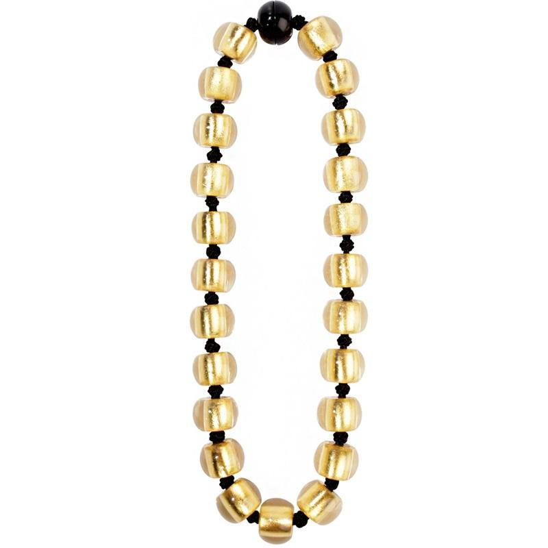 1000123G000Q23 Necklace PRECIOUS2 gold