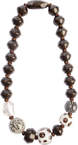 5240101BROWQ23 BEAD STORY 101 BROWN