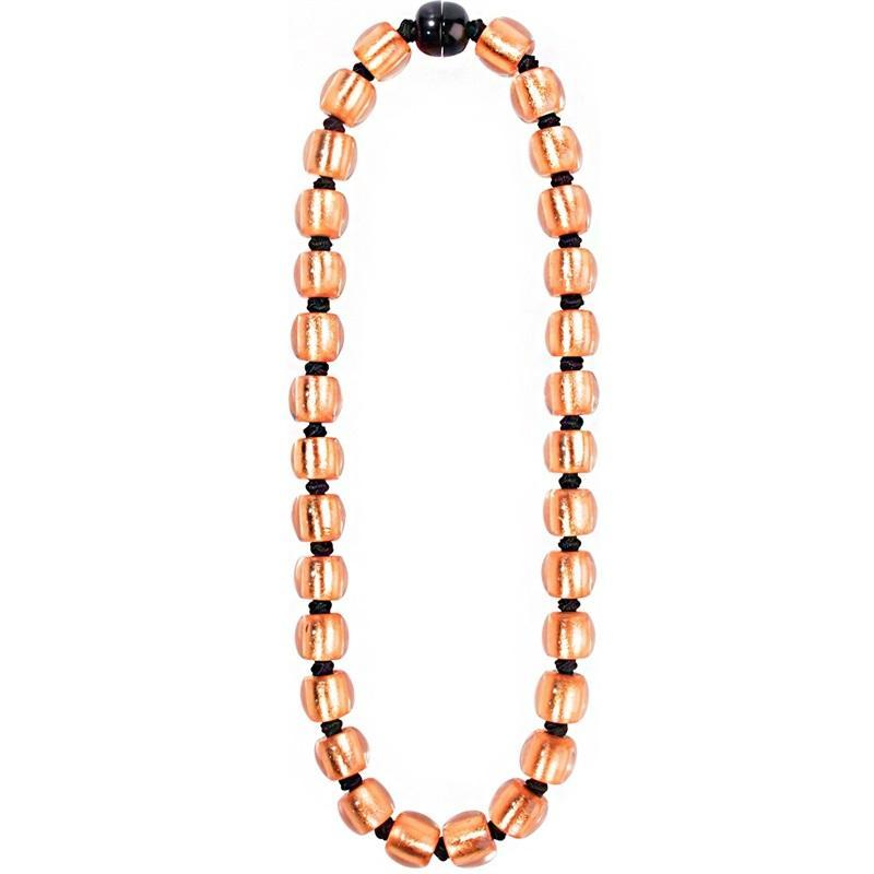 1000124C000Q30 Necklace PRECIOUS2 copper
