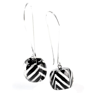 6230502BWHIQ00 502 chevron Black/White