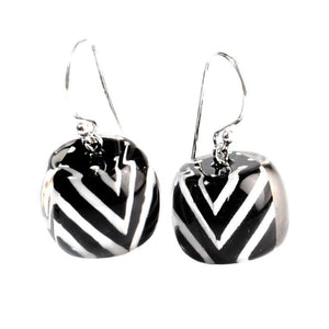 6230503BWHIQ00 503 chevron Black/White