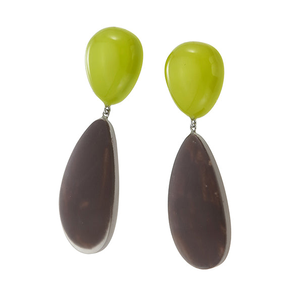 2270502BRGOQ00 Origin Earrings 502 Brown Gold