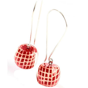 8190501RWHIQ00 501 CITY BEADS red/White
