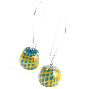 8190501TYELQ00 501 CITY BEADS turquoise/Yellow