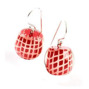 8190502RWHIQ00 502 CITY BEADS red/White