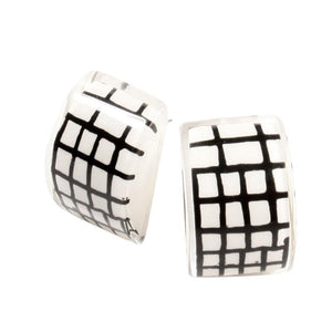 8190503WBLAQ00 503 CITY BEADS White/Black