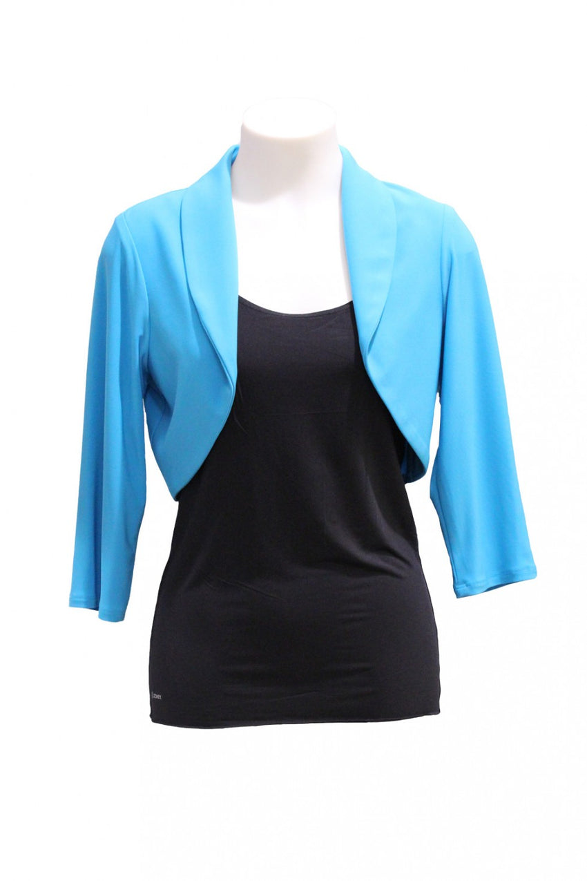 Azure Frank Lyman Bolero Style and Grace