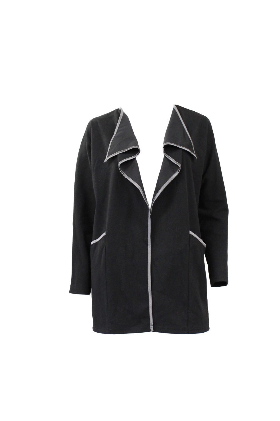 Black Willow Free Jacket Coat Style and Grace