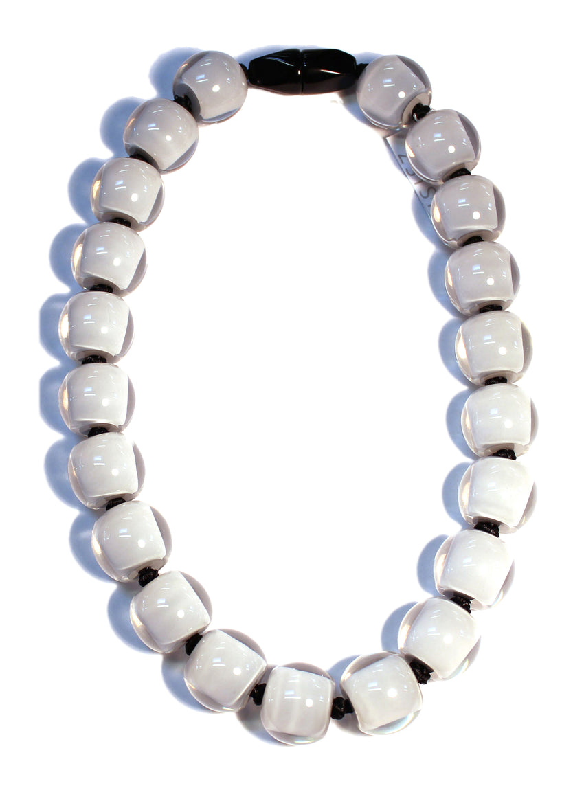 40101173013Q20 Necklace 117 colorfulbeads2 lt grey