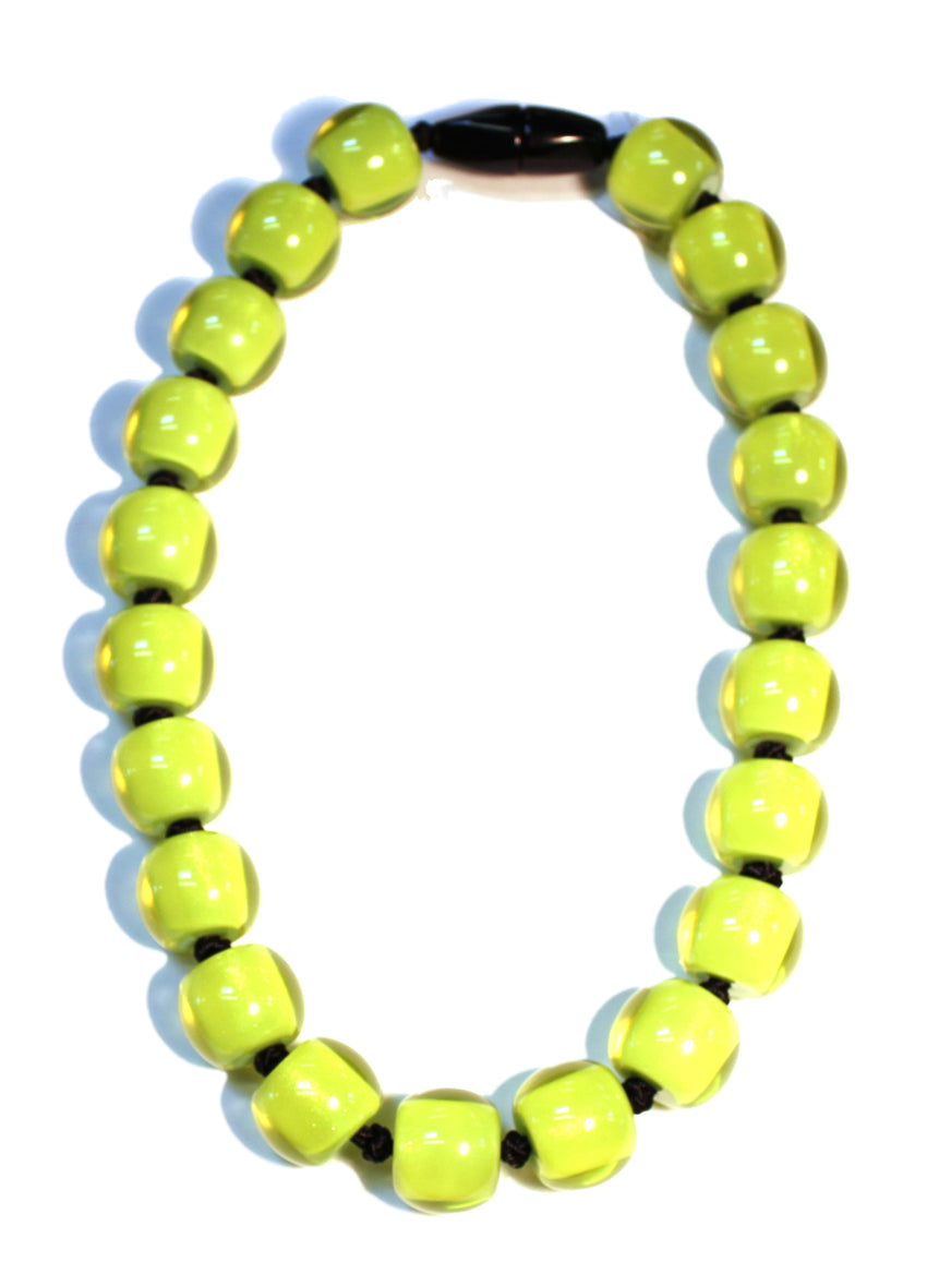 40101179019Q20 Colourful Beads Lime Bead 9019 Q20