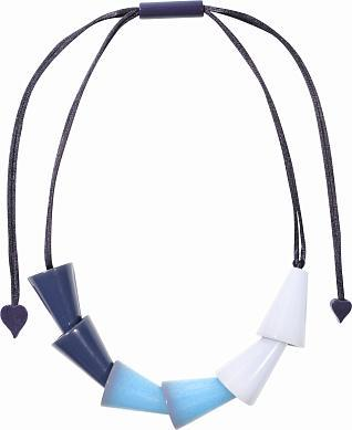22001023040Q06 Necklace NEXT blue/turq/light blue
