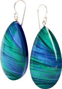 5260502BLUEQ00 Eden Earrings 502 Blue