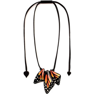 2230102BORAQ03 102 Mariposa Black/orange