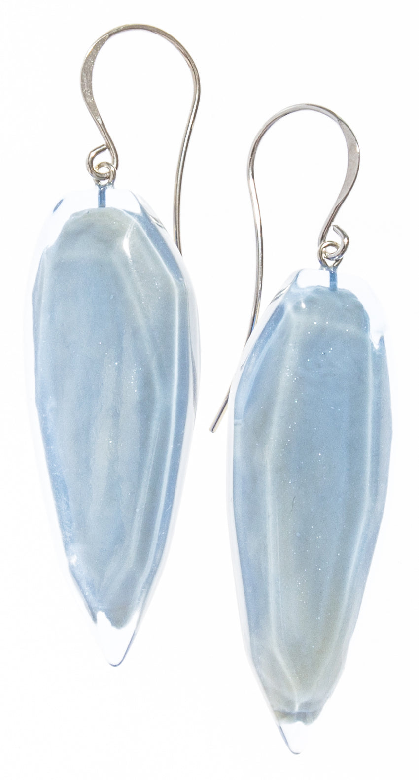 5350504COM2Q00,earring PLAYA 1bead shorthook, combinationblue