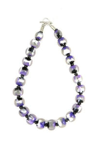 4010106MP13Q23 Colourful Beads Purple MP13 Q23