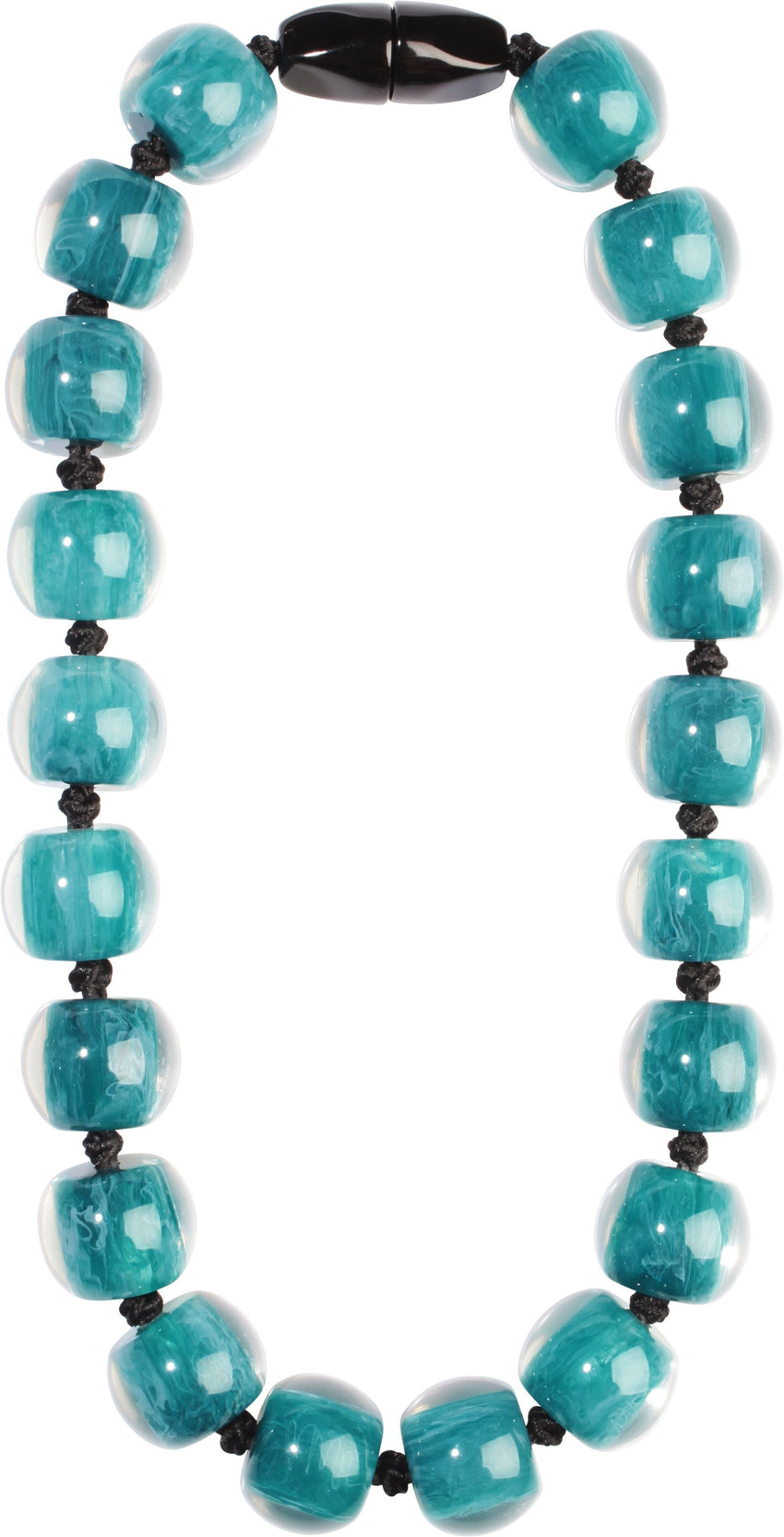 40101179197Q20 Colourful Beads Blue 9197 Q20