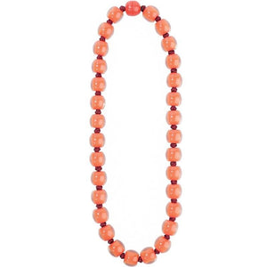4010119YP02Q30 Colourful Beads Orange Bead Red YP02 Q30