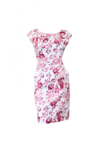 Floral Holly & Beau Dress with Pockets Style and Grace