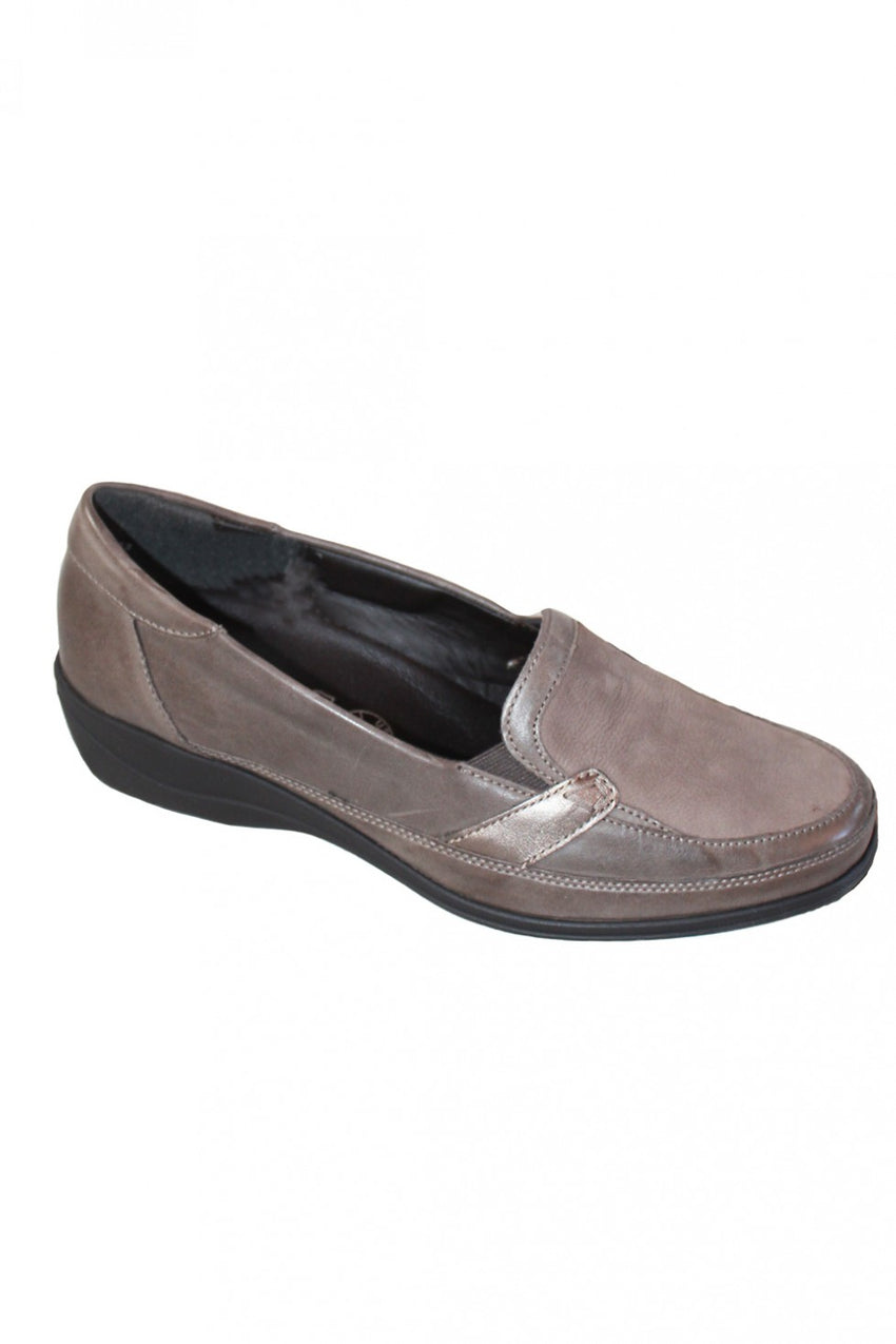 Taupe ARA Shoe Style and Grace