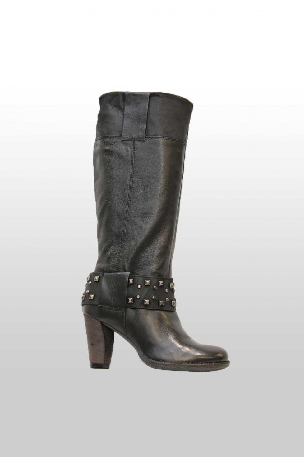 Black-Studded-Martinas-Boots-with-Heel-style-and-grace