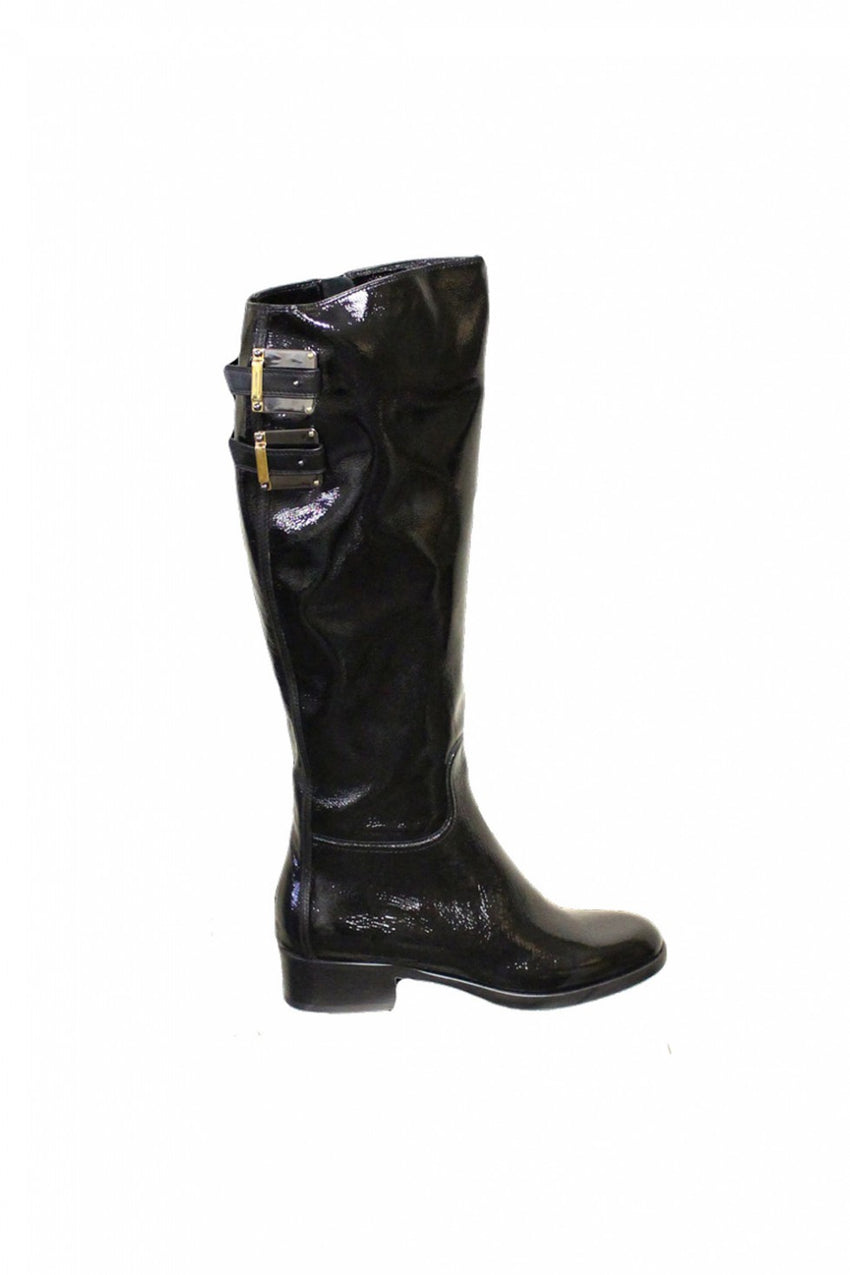 black-patent-le-pepe-boot-buckle-style-and-grace