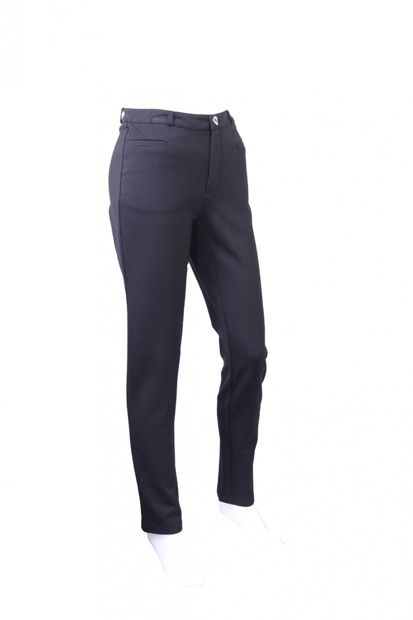 Grey Macjays Smart Trouser Pant Front Style and Grace