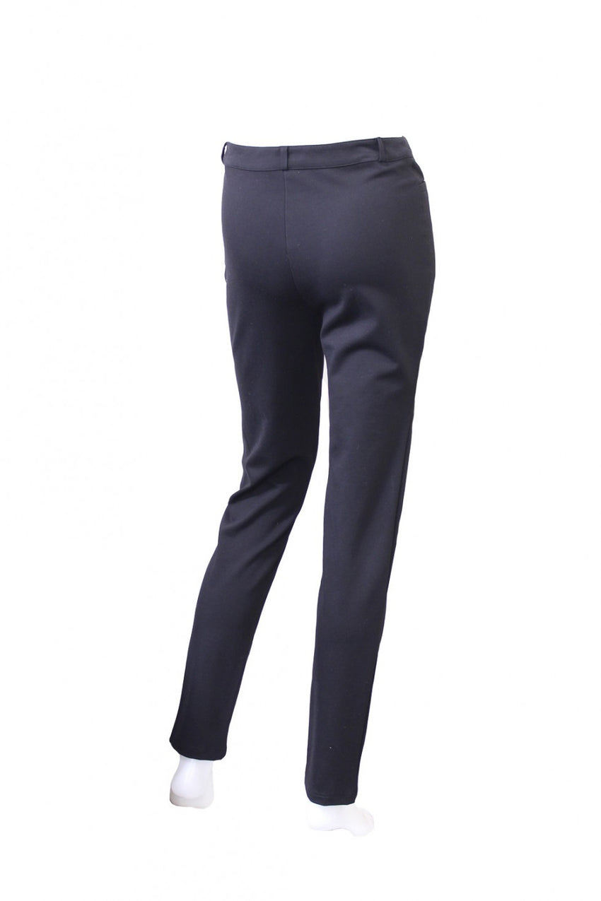 Grey Macjays Smart Trouser Pant Back Style and Grace