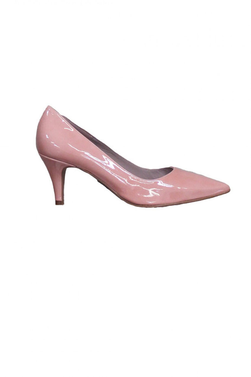 Face Pink Pointed Brenda Zaro Heel Style and Grace