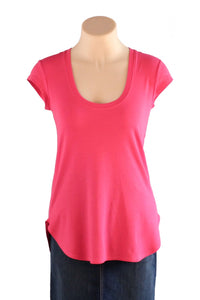 Pink Travel Mela Purdie T Shirt Style and Grace